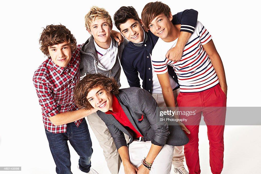 One Direction, Portrait assignment, December 21, 2010