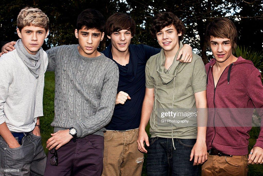 One Direction, Portrait & Reportage Archive, 2010 : News Photo
