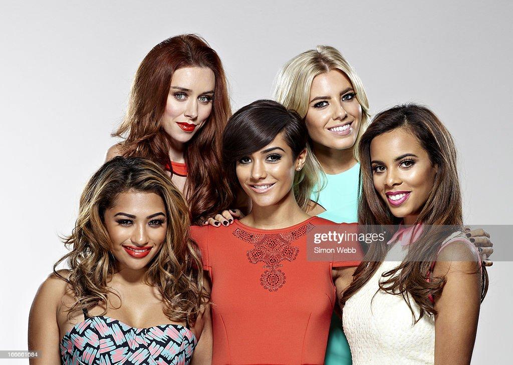 The Saturdays, We Love Pop magazine UK, February 12, 2013
