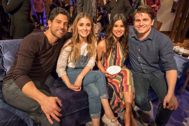"CA: NBC's ""Hollywood Game Night"" - Season 6"