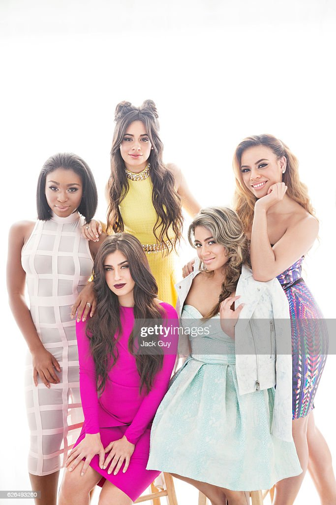 Pop group 5th Harmony is photographed for Forbes Magazine on September 1, 2015 in Hollywood, California. PUBLISHED