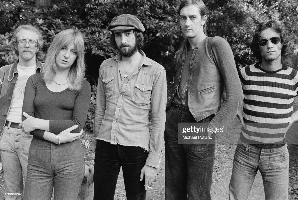 Fleetwood Mac : News Photo