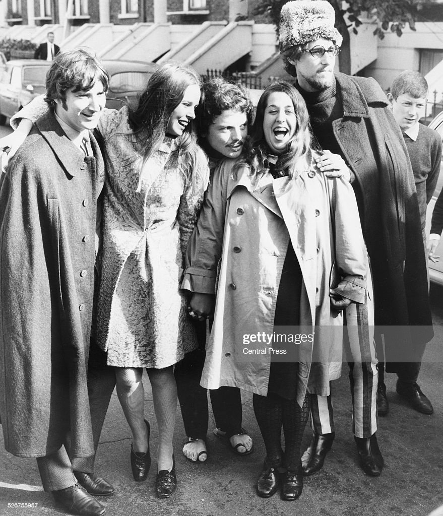The Mamas And The Papas And Scott McKenzie : News Photo