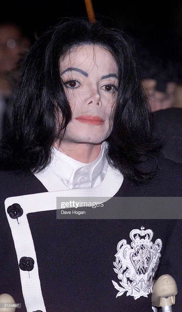 Michael Jackson At The Oxford Union : News Photo