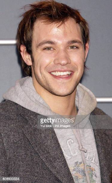 UK Pop Idol 2002 winner Will Young joined winners of the programme from 11 countries during a photocall to announce the forthcoming ITV show 'World...
