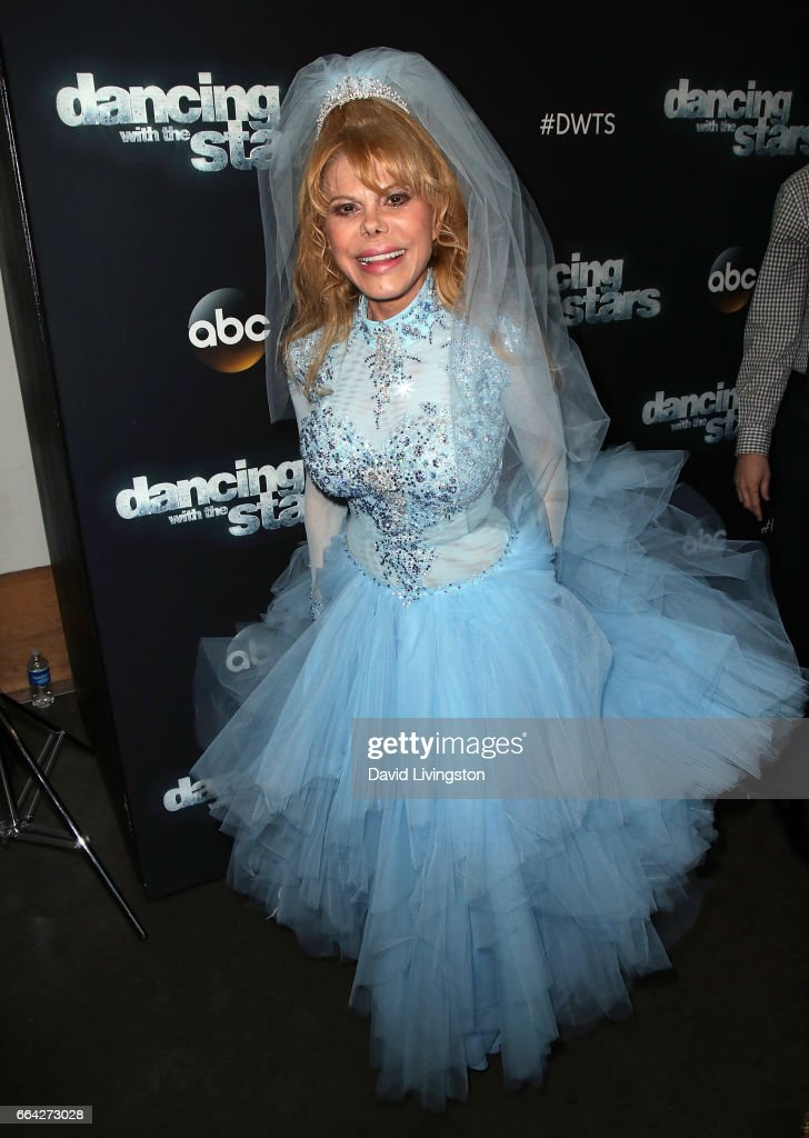 """""""Dancing With The Stars"""" Season 24 - April 3, 2017 - Arrivals"""