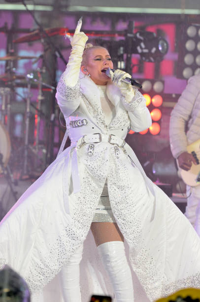 NY: ABC's Coverage of Dick Clark's New Year's Rockin' Eve With Ryan Seacrest 2019