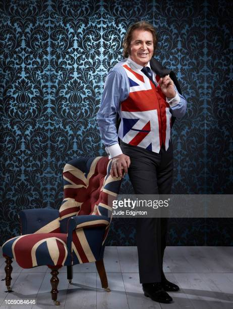 Pop singer Engelbert Humperdinck is photographed on March 21 2012 in London England