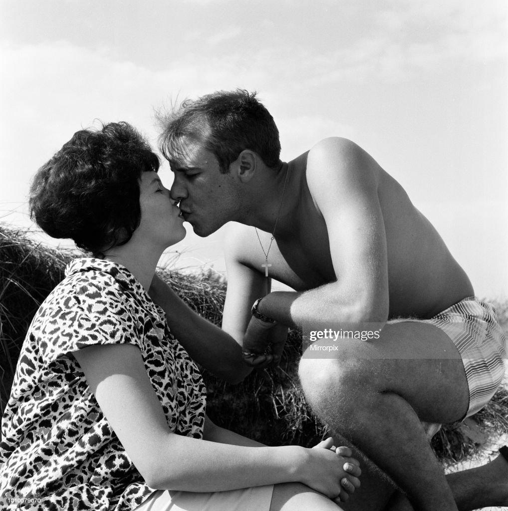 Marty and Joyce Wilde : News Photo