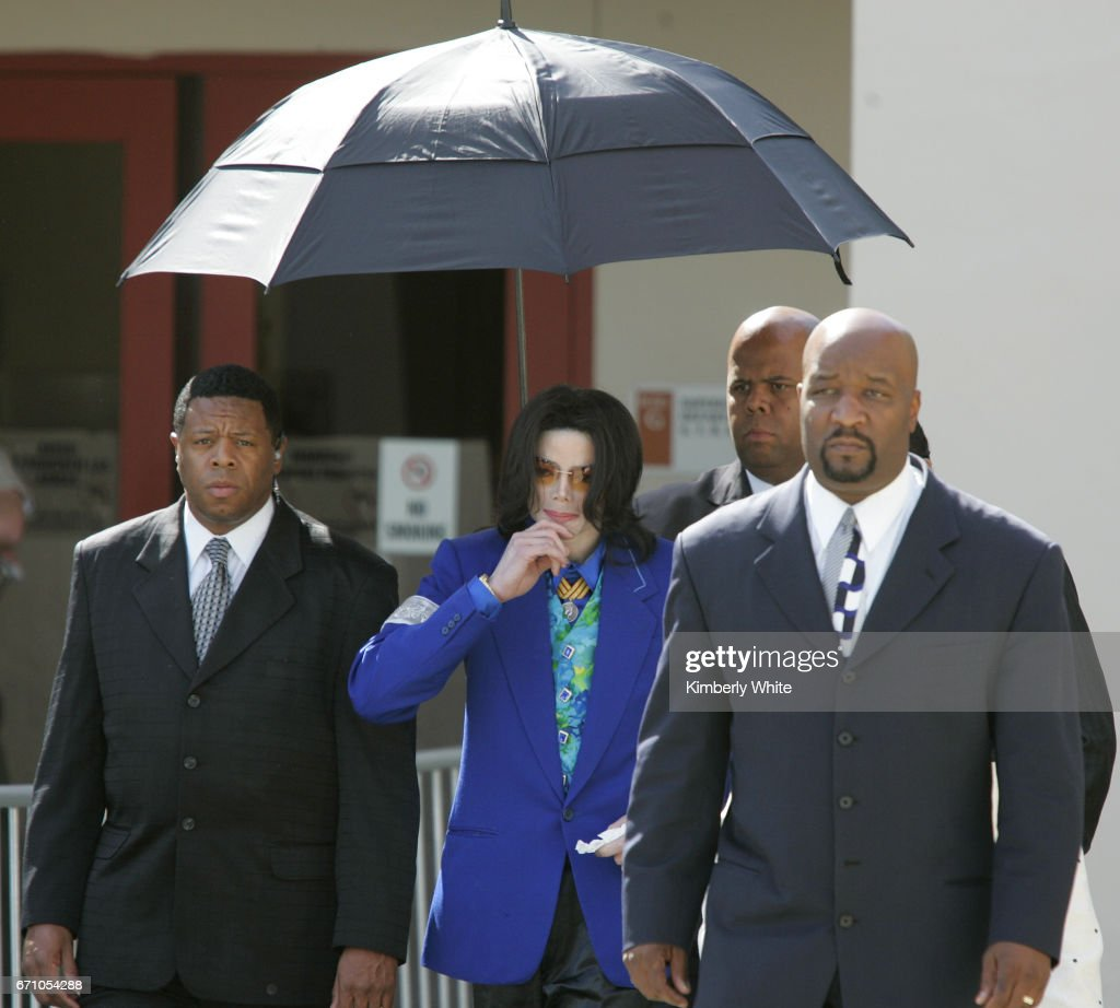 Michael Jackson Child Molestation Trial - Week Three : Fotografía de noticias