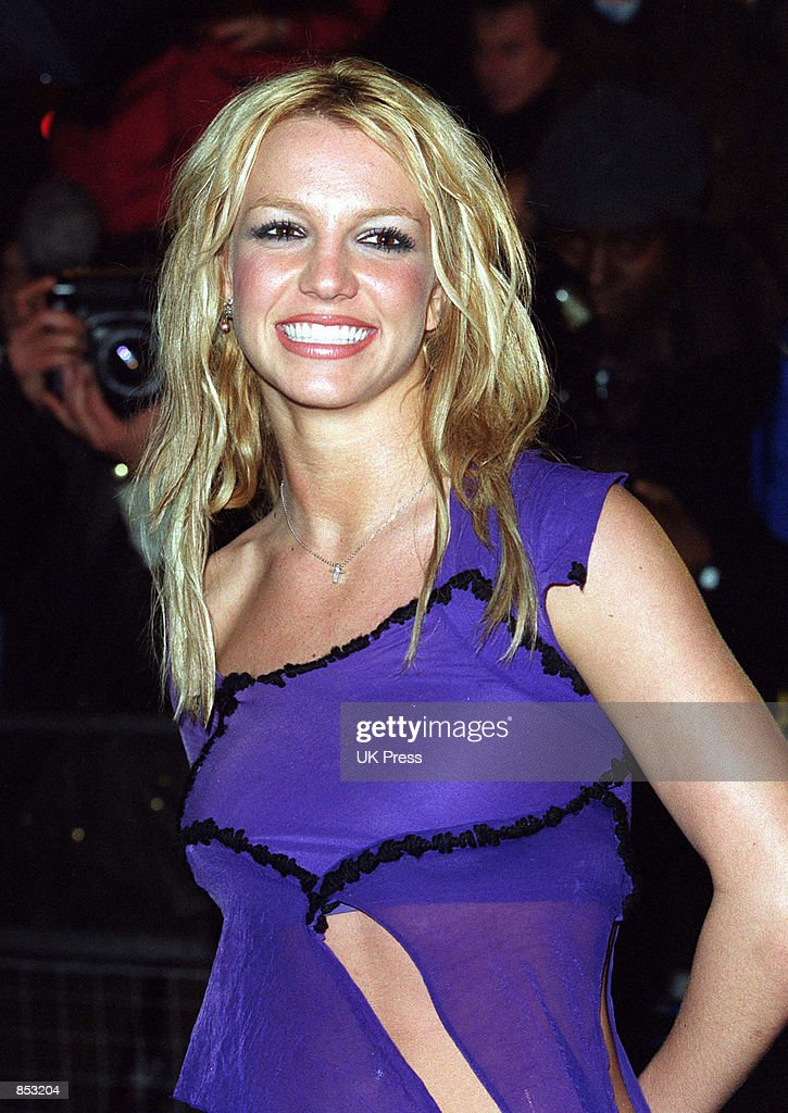 Britney in London : News Photo