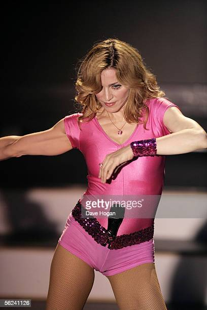 Pop star Madonna performs live at weekly gay night GAY promoting her latest album Confessions On A Dance Floor released November 15 at The Astoria on...