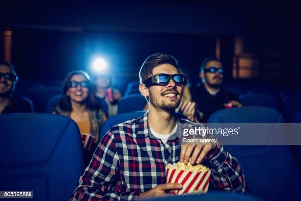 Popcorn und Film