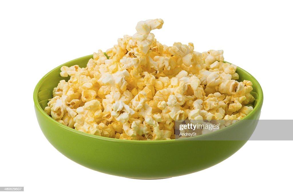 Popcorn : Bildbanksbilder