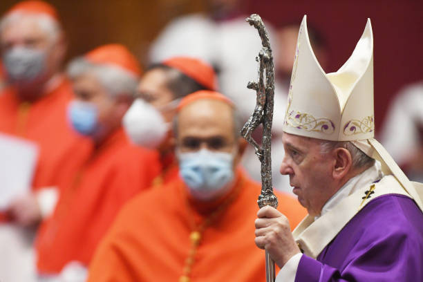 VAT: Eucharistic Celebration With New Cardinals