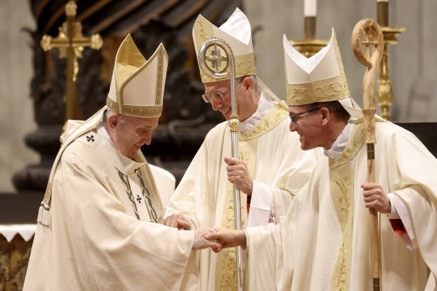 VAT: Pope Francis Names New Bishops During Mass At St. Peter's Basilica