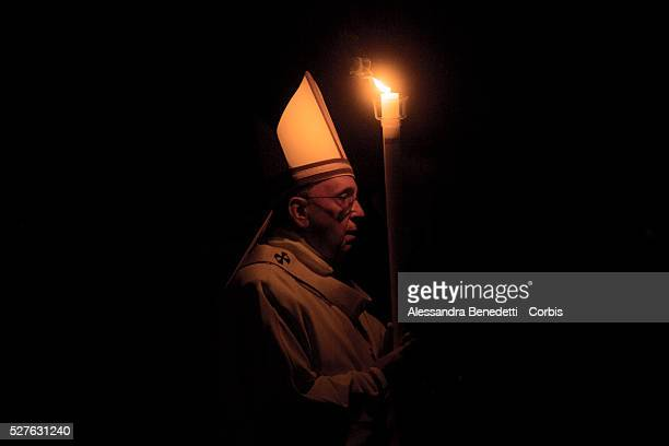 Pope Francis leads Easter Vigil in St Peter's Basilica at the VaticanPope Francis has sent a message to the Catholic Bishops Conference of Kenya...