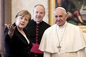 vatican city vatican pope francis meets