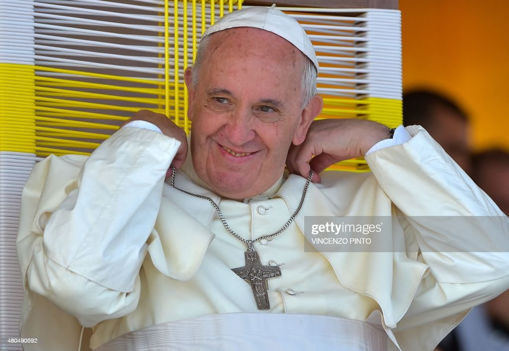PARAGUAY-POPE : News Photo