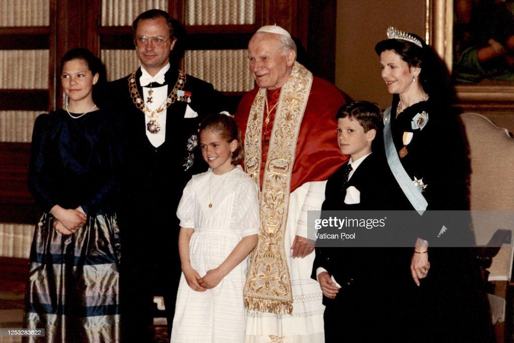 Franco Origlia Vatican Archive : News Photo