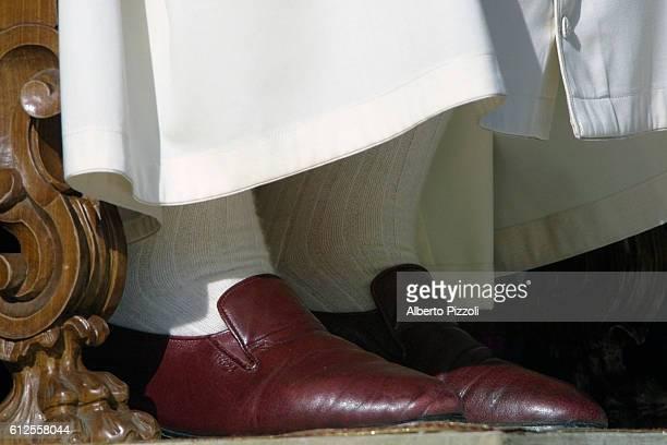 Pope John Paul II.