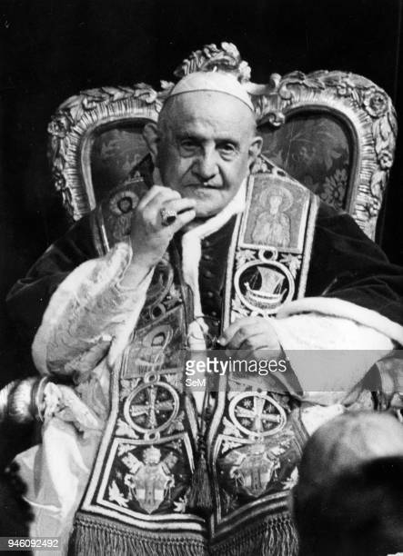 Pope John XXIII, Ioannes XXIII, born Angelo Giuseppe Roncalli 25 November 1881 _ 3 June 1963, was the head of the Roman Catholic Church from 28...