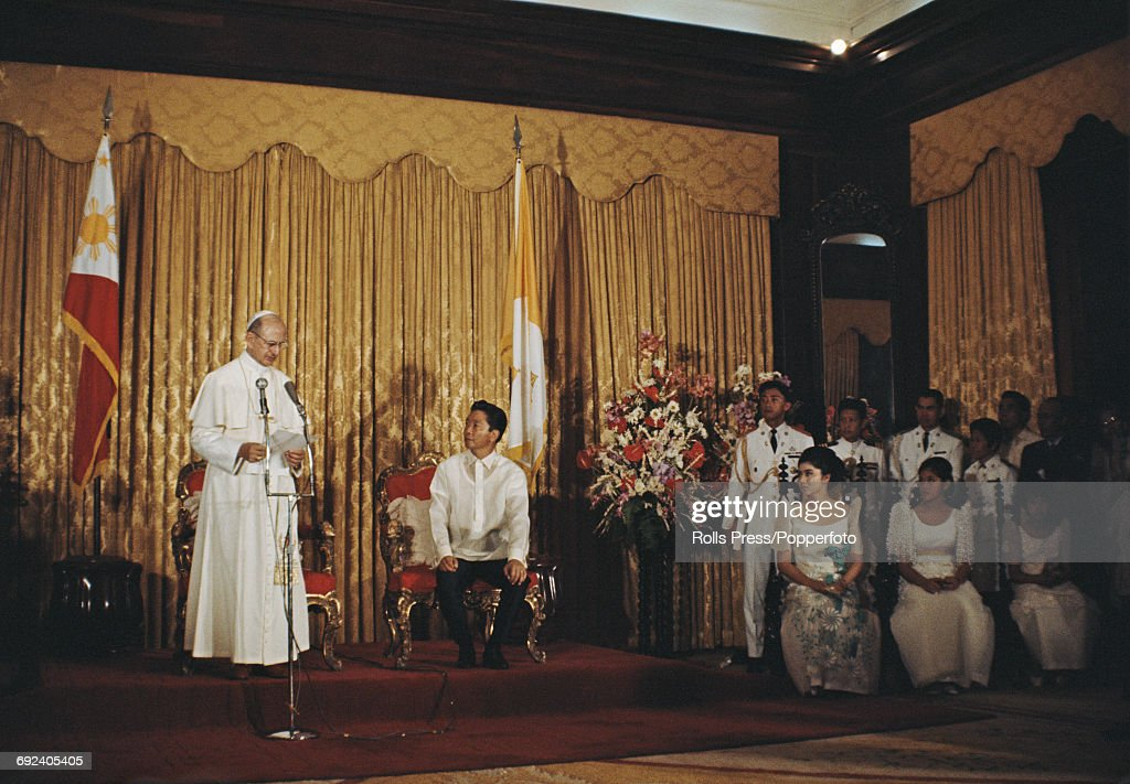 Ferdinand Marcos Pictures and Photos | Getty Images
