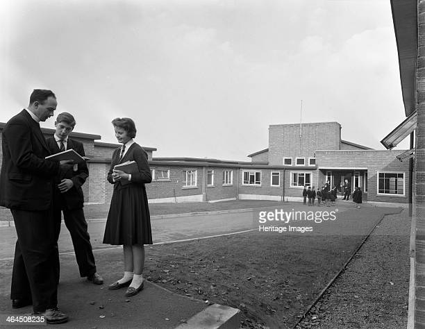 Pope Pius X school WathuponDearne Rotherham South Yorkshire 1959 The school opened in 1959 In 2007 it was awarded special status as a humanities...