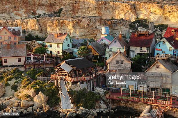 Popeye Village, Malta.