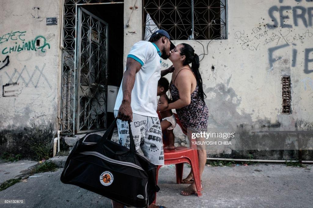 OLY-2016-RIO-JUDO-REFUGEE-MISENGA : ニュース写真