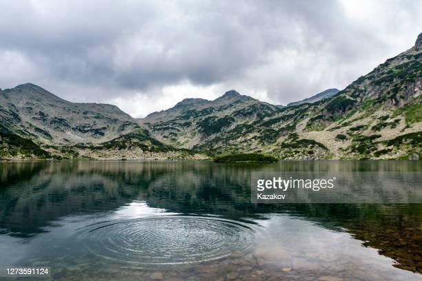 popovo lake in pirin mountain, bulgaria. - pirin mountains stock pictures, royalty-free photos & images