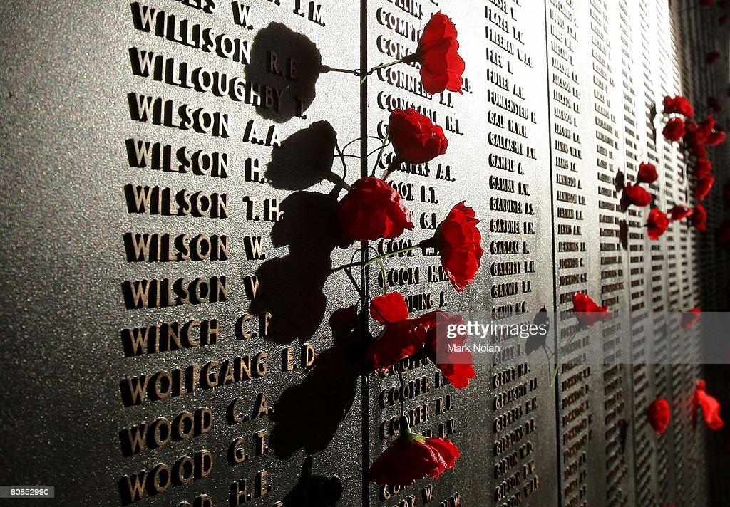 ANZAC Day Remembered : News Photo