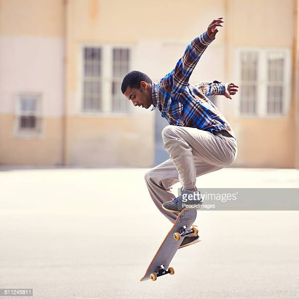 popping an ollie - ollie pictures stock pictures, royalty-free photos & images