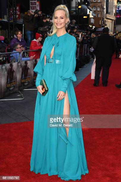 Poppy Delevigne attends the European Premiere of King Arthur Legend of the Sword at Cineworld Empire on May 10 2017 in London United Kingdom