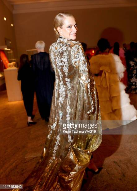 Poppy Delevingne attends The 2019 Met Gala Celebrating Camp Notes on Fashion at Metropolitan Museum of Art on May 06 2019 in New York City