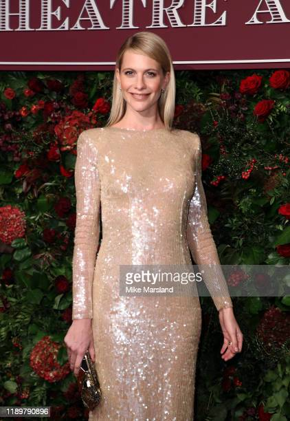 Poppy Delevingne attends the 65th Evening Standard Theatre Awards at the London Coliseum on November 24 2019 in London England