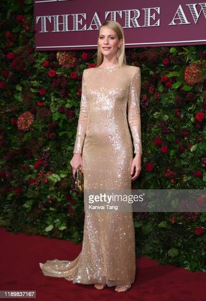 Poppy Delevingne attends the 65th Evening Standard Theatre Awards at London Coliseum on November 24, 2019 in London, England.