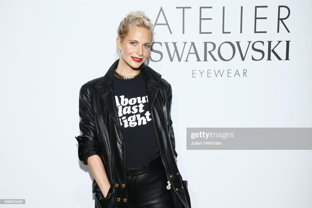 Atelier Swarovski Eyewear Launch Dinner - Paris Fashion Week - Haute Couture Spring Summer 2018