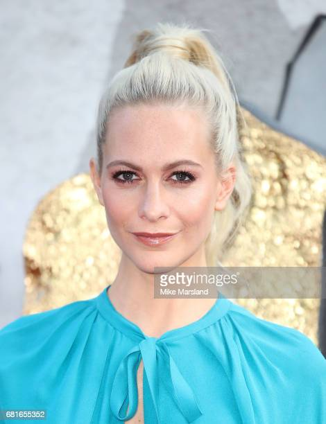 Poppy Delevingne attends the European premiere of 'King Arthur Legend of the Sword' at Cineworld Empire on May 10 2017 in London United Kingdom