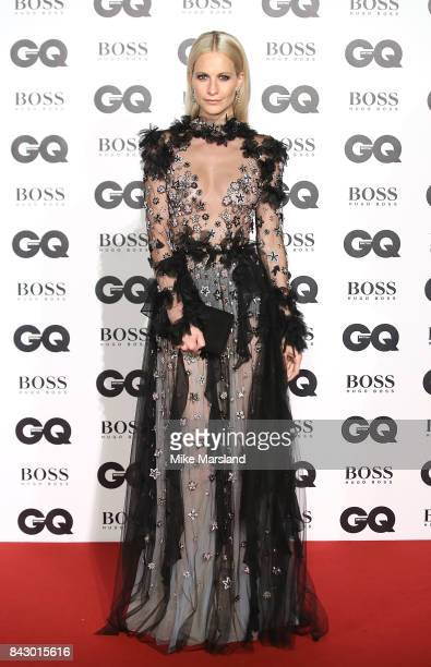 Poppy Delevingne attends the GQ Men Of The Year Awards at Tate Modern on September 5 2017 in London England