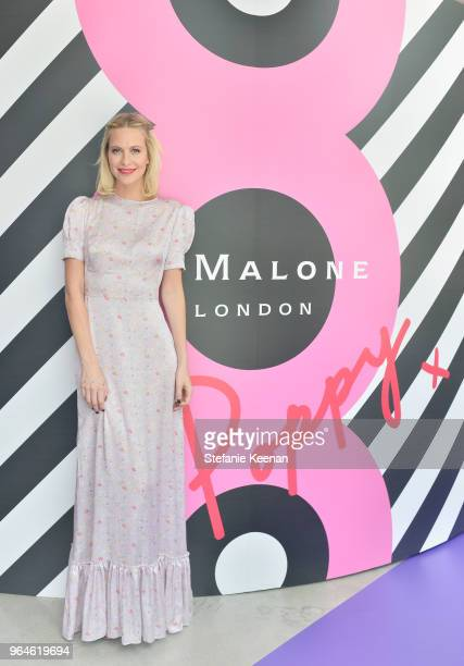 Poppy Delevingne attends the Jo Malone London Poppy Delevingne Celebrates the Launch of Queen of Pop on May 31 2018 in West Hollywood California