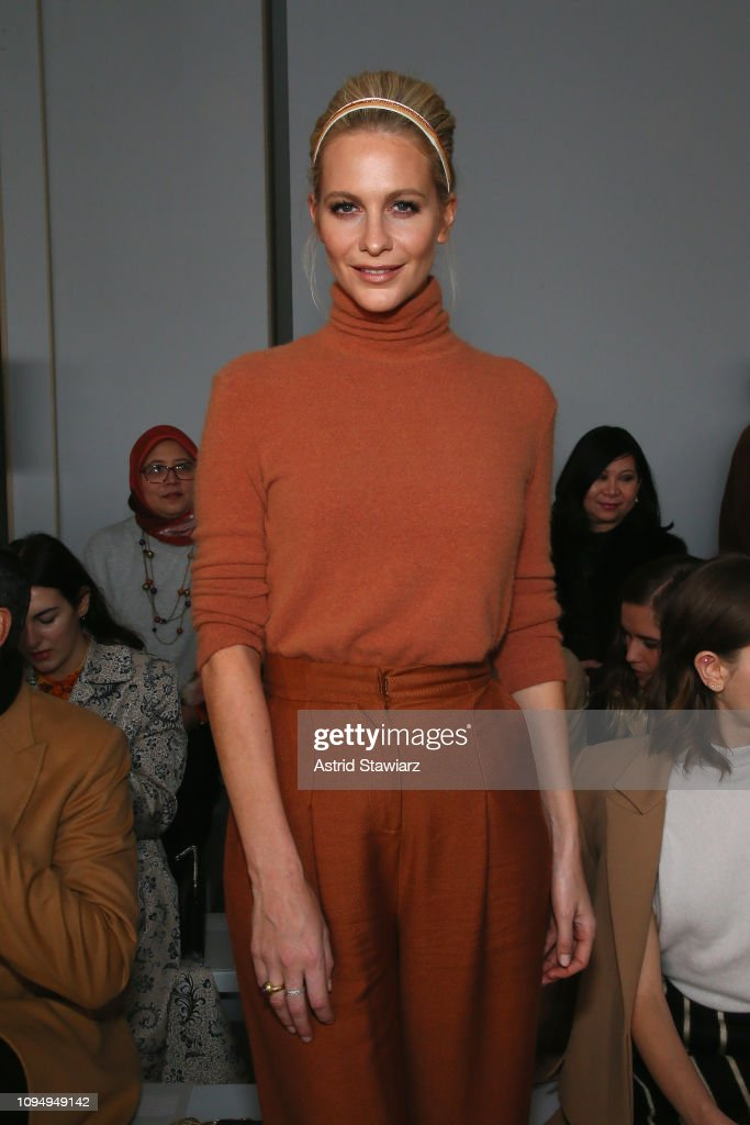 Noon By Noor - Front Row - February 2019 - New York Fashion Week: The Shows : News Photo