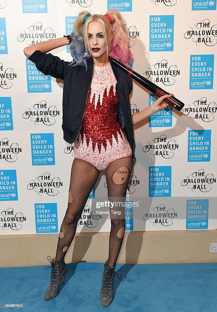 UNICEF Halloween Ball - Arrivals : News Photo