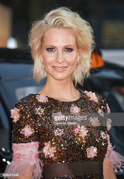 Poppy Delevingne attends the World Premiere of 'Kingsman The Golden Circle' at Odeon Leicester Square on September 18 2017 in London England
