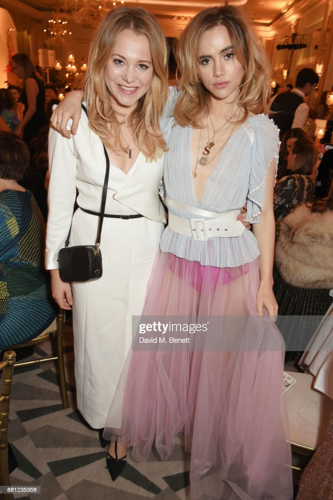 The Lady Garden Gala In Aid Of Silent No More Gynaecological Cancer Fund & Cancer Research UK : News Photo
