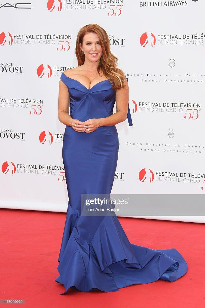 55th Monte Carlo TV Festival : Opening Ceremony : News Photo