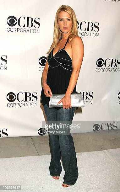 Poppy Montgomery during CBS/Paramount/UPN/Showtime/King World 2006 TCA Winter Press Tour Party - Arrivals at The Wind Tunnel in Pasadena, California,...