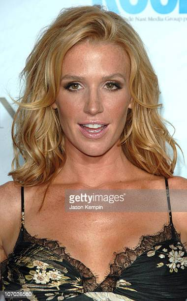Poppy Montgomery during Conde Nast Media Group Kicks off New York Fall Fashion Week with 3rd Annual Fashion Rocks Concert Arrivals at Radio City...