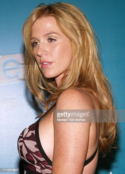 Poppy Montgomery during Without A Trace Celebrate Their 100th Episode Party Arrivals at Cabana Club in Hollywood California United States