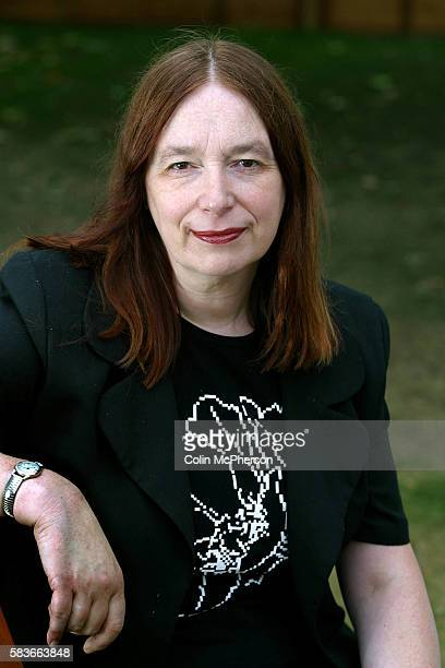 Popular British historian Alison Weir pictured at the Edinburgh International Book Festival where she discussed her book about Mary Queen of Scots...